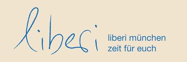 Logo liberi München - Agenutr für Schwangere